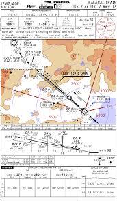 Malaga Spain Agp Lemg Pilots Briefing Room