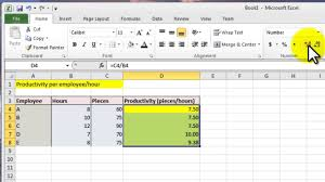Hours Worked Calculator Excel 24 Tutorial Calculation Productivity Per Employeehour 23