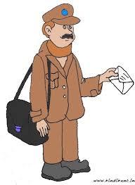 postman essay in hindi डाकिया पर निबंध hindihunt postman