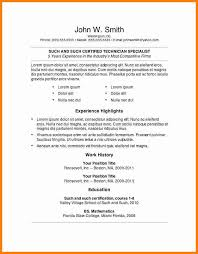 good cv template 6 good cv template word quick askips