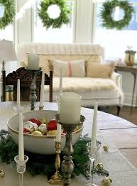 simple home dining rooms. dining room bay window simple christmas decor tips http://mysoulfulhome.com home rooms