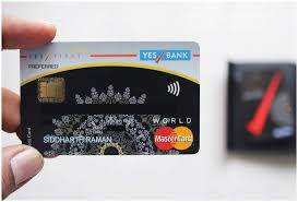yesbank yes first preferred credit card