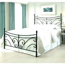 wrought iron bedroom sets furniture black bed frame best beds black iron bed m99