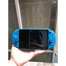 Máy chơi game cầm tay PS Vita 2000 Hack full