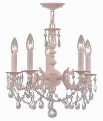 paris flea market 5 light mini chandelier