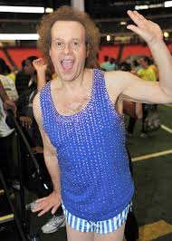 richard simmons woman. richard simmons laughed off rumors he is a \u0027very overweight, depressed woman\u0027: not transitioning, rep says woman