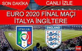 İtalya İngiltere Maçı Ne Zaman Hangi Kanalda? - Sporlive Spor Haberleri