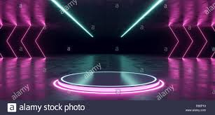 Sci fi ceiling texture Fi Glass Neon Concept Dark Sci Fi Alien Grunge Concrete Room Reflective Texture With Ceiling And Abstract Pink Blue Purple Abstract Led Laser Neon Glowing Ligh Alamy Neon Concept Dark Sci Fi Alien Grunge Concrete Room Reflective