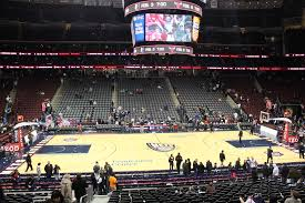 Inside The Prudential Center The Rock For The Nj Nets Ga