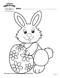 Easter Bunny Coloring Pages North Texas Kids Color Online Easter