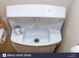 Kleine Kompakte Waschbecken Japanischen Stil Für Engen Raum Und Ein