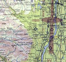 Great Falls Sectional Chart Abandoned Little Known Airfields Albany Area