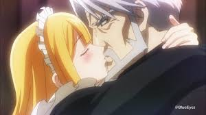 Kissed a girl anime