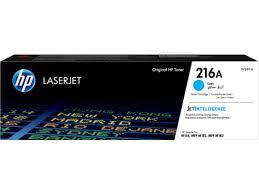 <b>HP 216A Cyan</b> Original <b>LaserJet</b> Toner Cartridge (W2411A)   MITSSA
