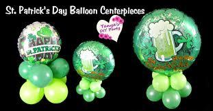 diy balloon decoration centerpiece