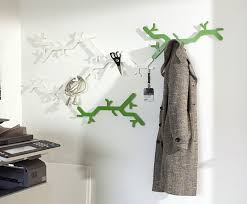Wall Tree Coat Rack