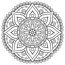 coloring pages mandala coloring pages mandalas for the soul