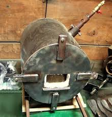 how to build a gas forge. forge building: build your own gas how to a