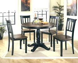 swingeing dining table w 4 chairs round dinner for and glass top set zwilling 44 ta