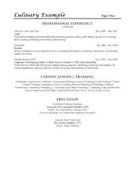Resume For Cooks Delectable Line Cook Resumes Resume Template Sample Art Teacher Profile Line