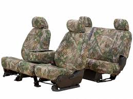 covercraft carhartt front second row green camo seat covers