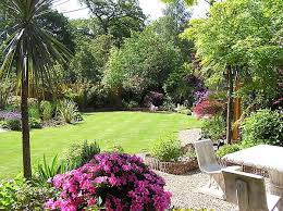 Small Picture Garden Design Garden Design with mediterranean gardens ideas The
