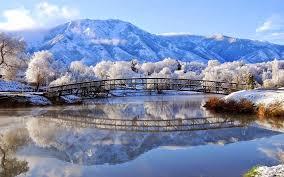 hd wallpaper nature winter. Plain Winter Naturewintersnowfrostriverbridgehighresolution To Hd Wallpaper Nature Winter W