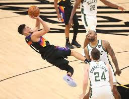 Game 1 suns 118, bucks 105. Nba Finals Game 1 Chris Paul Leads Phoenix Suns Past Milwaukee Bucks