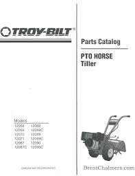 garden way tiller troy parts catalog models horse tiller pages homemade tiller for garden tractor