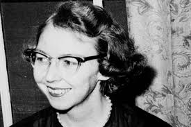 hear a rare recording of flannery o connor reading a good man is hear a rare recording of flannery o connor reading a good man is hard to 1959 open culture