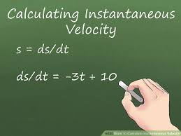 image titled calculate instantaneous velocity step 3