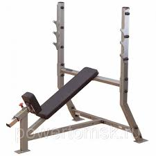 Наклонная <b>скамья для жима Body</b> Solid Pro-Club SIB359G ...