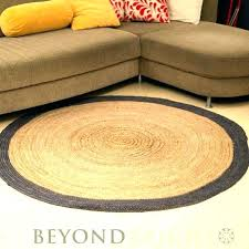 jute rug navy border sisal rugs direct round sisal rug rug idea sisal rug with navy