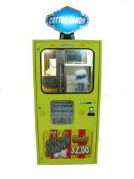 Used Candy Vending Machines Cool Used Cotton Candy Machine For Sale Construction Stranceco