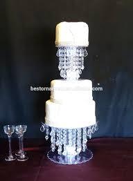 chandeliers chandelier cake stand wedding glamorous ice crystal cake stand chandelier cake stand india