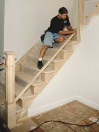 replace stair railing. Many Of The Pieces In Railing Package Are Premeasured, Pre-cut, And Prenotched Shop, Based On Field Measurements Taken By Our Site Rep. Replace Stair