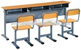 classroom desks and chairs. Commerical Classroom Desk And Chairs For Student Study With 3-persons Desks