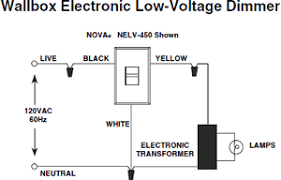 about low voltage dimmers brand lighting discount lighting call low voltage wiring diagram wallbox electronic low voltage dimmer