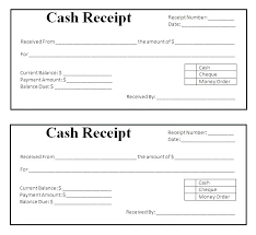 Child Care Receipts Template Proposal Agenda Evernote
