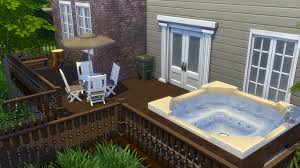 sims 2 backyard ideas. outdoor kitchen and pool will accentuate your backyard giving sims loads to do adding in a hot tub make very bubbly 2 ideas