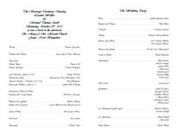 Church Program Template Church Wedding Program Template Church Wedding Program Template