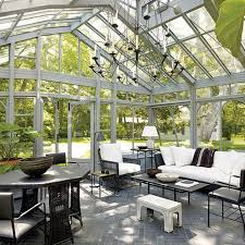 Modern Conservatory Furniture Inspiration Como Vivem Os Fashionistas Sunrooms Sitting Rooms And Conservatories