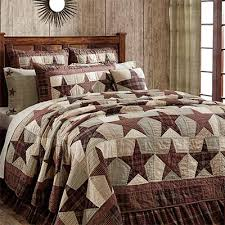 Country Quilts and Bedding for Country Style Home Decor & Abilene Star Bedding Adamdwight.com