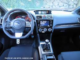 subaru wrx 2016 interior. Perfect Subaru 2016 WRX Limited Gray Leather Driveru0027s Seat Intended Subaru Wrx Interior R