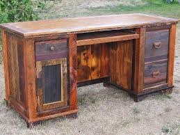 reclaimed wood office furniture. Country Roads Reclaimed Wood Computer Desk By Idaho Shop Office Furniture