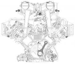 Ferrari engine drawing turbocharged engine diagram at ww w justdeskto allpapers
