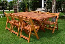 Wonderful Folding Outdoor Table And Chairs Innovative Folding Folding Garden Table Sets