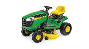 John Deere Lawn Tractor Comparison Chart Riding Mowers Product Selector John Deere Us