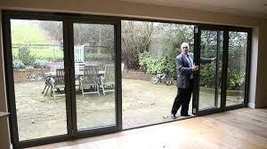 interesting doors 3 panel sliding glass door inch patio doors andersen 200 intended m