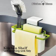 Kitchen Tidy Aliexpresscom Buy Kitchen Aid Shelf Sink Tidy With Debris Brush